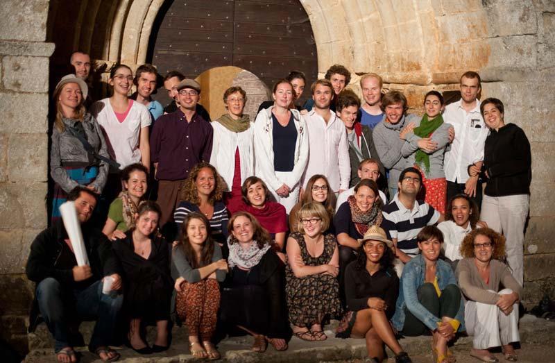 L'équipe du festival en 2011
